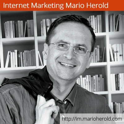 Internet Marketing Mario Herold